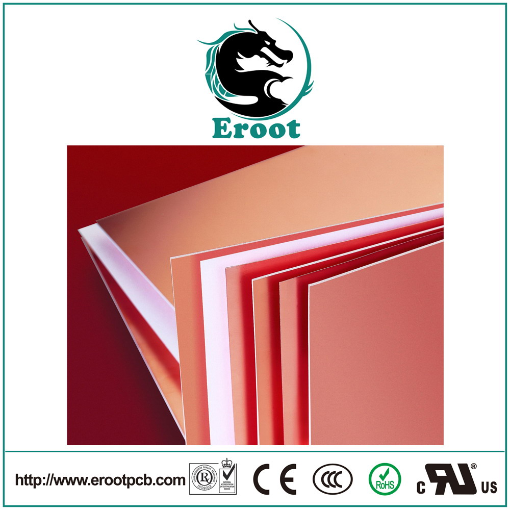 Copper Clad Laminate Fr 4 Fr1 Cem 1 Cem 3